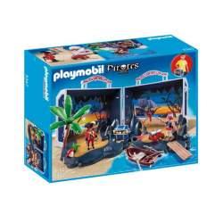 Playmobil Cofre Del Tesoro Pirata
