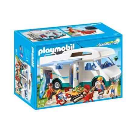 Playmobil Caravana De Verano