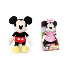 Peluche Mickey o Minnie 25 cm