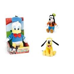 Peluche Gufi, Pluto o Pato Donald 25 cm