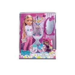 Muñeca Nancy Dia En La Peluqueria Con Su Hermanita