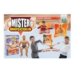 Muñeco Mister Músculo Se Estira Mas De 1 Metro
