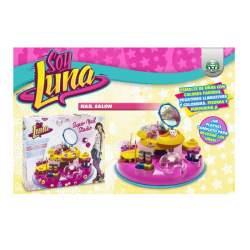 Salon De Uñas Soy Luna Decora Tus Uñas