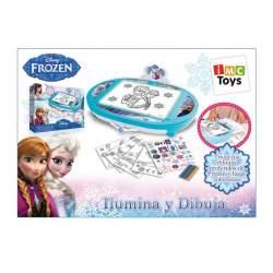Pizarra Ilumina y Dibuja Frozen