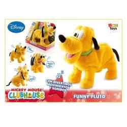 Peluche Pluto Funny Con Sonidos