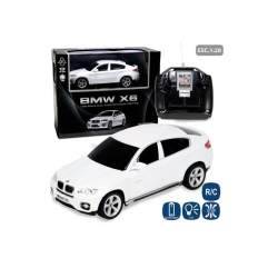 Coche Bmw X6 R/C 7 Fun. Escala 1:28 18 Cm