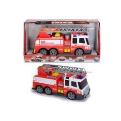 Camion De Bomberos Con Luces Y Sonidos 39 Cms.