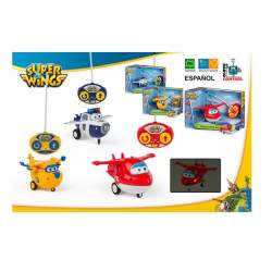 Avion Superwings R/C 3 Modelos Sdos