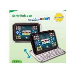 Ordenador Y Tablett Genio Little App Pantalla A Color 80 Act.
