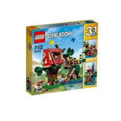 Lego Creator Aventuras En La Casa Del Arbol