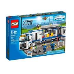Lego City Policia Unidad Movil De Policia