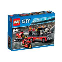 Lego City Transporte Moto De Carreras
