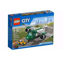 Lego City Aeropuerto: Avion De Mercancias