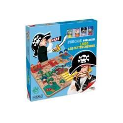 Parchis Madera Piratas 28X28 Con Fichas