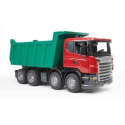 Bruder Camion Volquete Scania 54X19x24