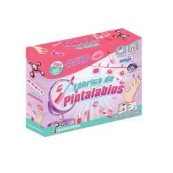 Fabrica De Pintalabios - Crea Pintalabios De Colores Y Gloss Perfumados