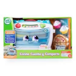 Cocina Cuenta y Comparte Cefa Toys