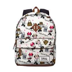 Mochila Freetime Minnie Disney Fashion