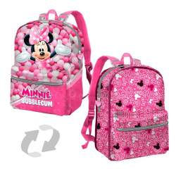 Mochila Reversible Minnie Disney.