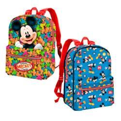 Mochila Reversible Mickey Disney
