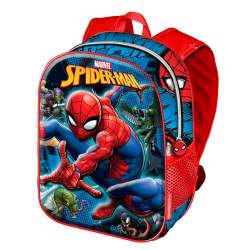 Mochila 3D Spiderman Marvel Danger