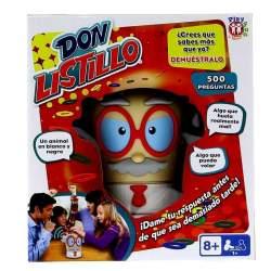 Juego Don Listillo Mas De 500 Topicos