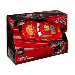 COCHE CARS 3 RAYO MCQUEEN RAPIDO Y PARLANCHIN 65 frases