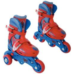 PATINES 2 EN 1 SPIDERMAN (27-30)