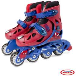 PATINES EN LINEA SPIDERMAN (30-33)