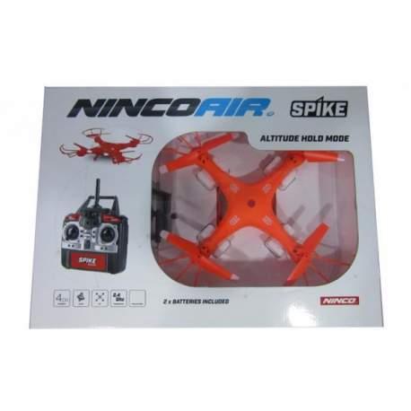 DRONE NINCOAIR SPIKE DOBLE BATERIA 33X33