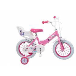Bicicleta Minnie 14''
