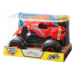 HOT WHEELS VEHICULOS MOSTER JAM SURT