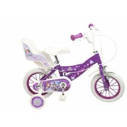Bicicleta Princesa Sofia 12''