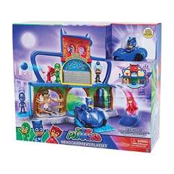 Pj Masks Base Secreta
