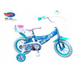 Bicicleta Frozen 12''