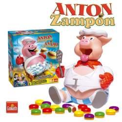 JUEGO ANTON EL ZAMPON.