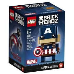 LEGO BRICK HEADZ CAPITA AMERICA