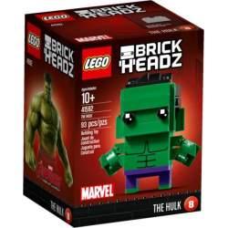 Lego Brick Headz Hulk