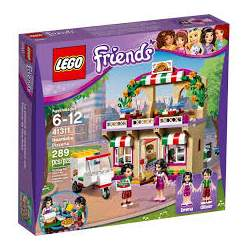LEGO FRIENDS PIZZERIA DE HEARTLAKE (6/12 AÑOS)