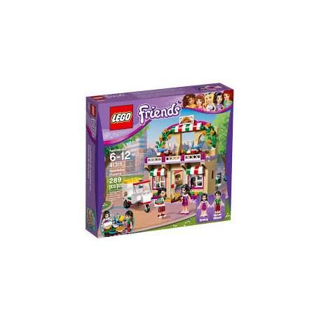 LEGO FRIENDS PIZZERIA DE HEARTLAKE (6/12 AÑOS)