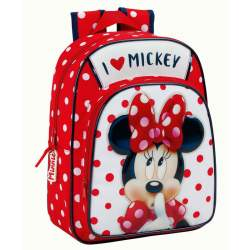 MOCHILA INFATIL DE MINNIE