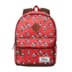 Mochila Freetime Minnie Disney Cheerful 42 cm