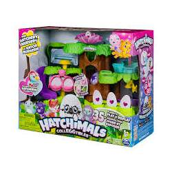 HATCHIMALS GUARDERIA PLAYSET CON ACCESORIOS