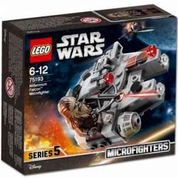 LEGO HALCON MILENARIO MICROFIGHTER