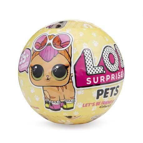 L.O.L. Surprise Pets Serie 3 Giochi Preziosi