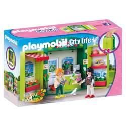 Playmobil City Life Cofre Tienda de Flores