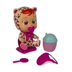 Mini Bebés Llorones Lágrimas Mágicas Mini Lea la Leopar