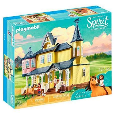 Casa De Lucky Playmobil Spirit