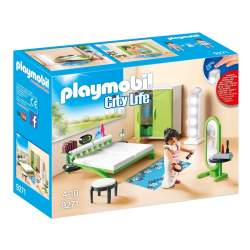 Playmobil Dormitorio City Life