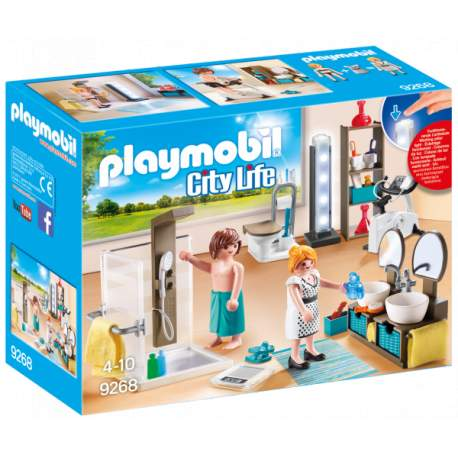 Playmobil Baño City Live